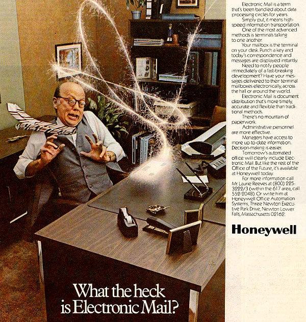 Electronic-Mail-Honeywell