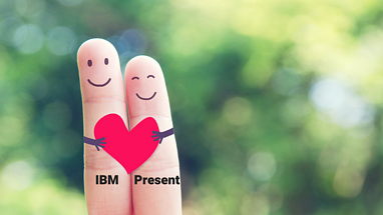 IBM & Present