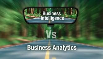 Intelligence d'affaires (BI) et Analytique d'affaires (BA)