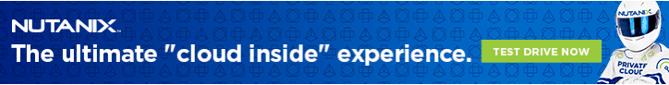 Nutanix cloud inside experience