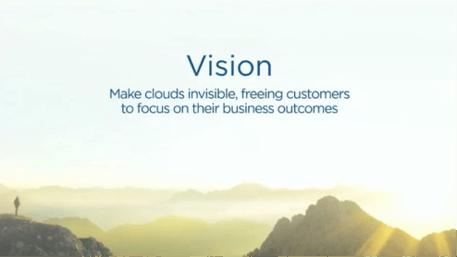 Nutanix vision 2021