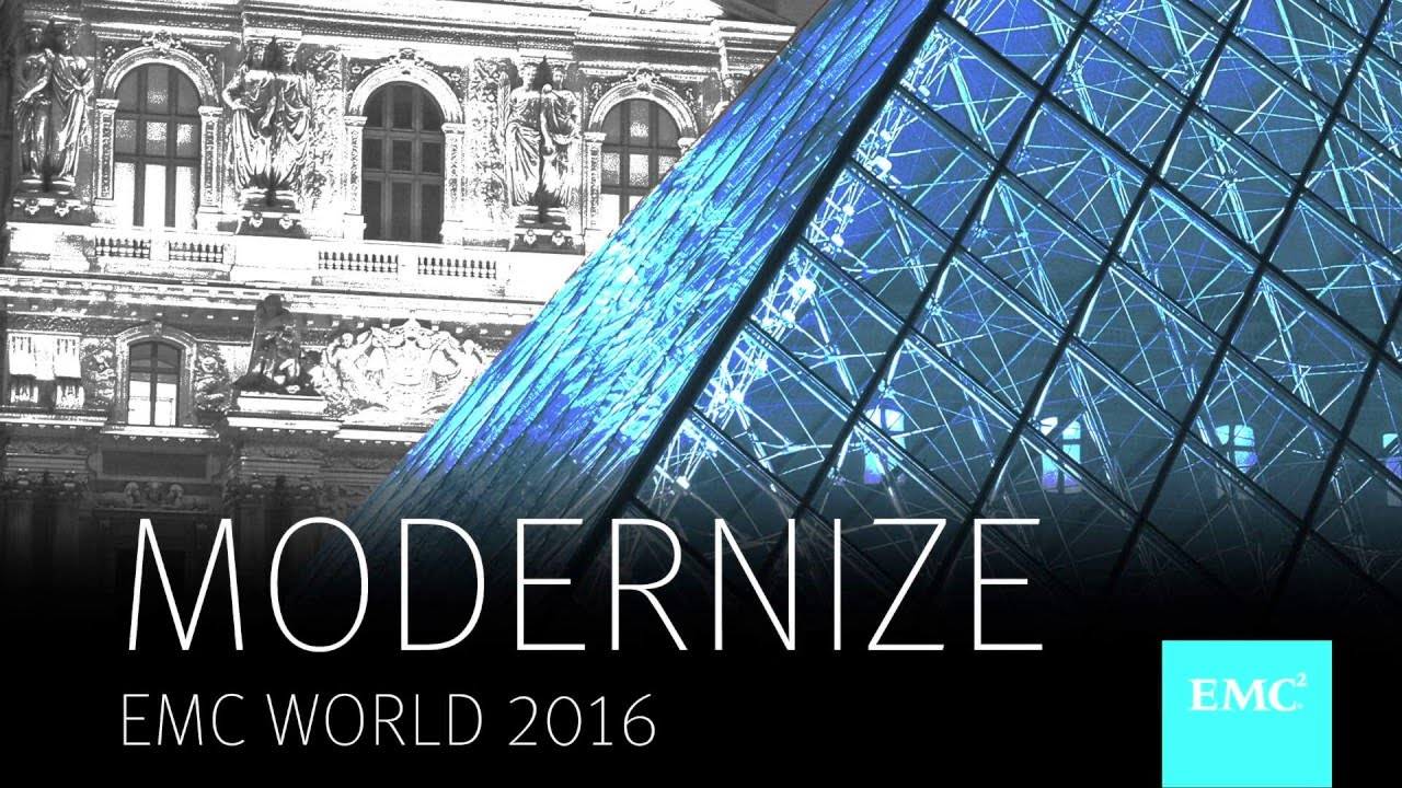 5 key announcements made EMC World 2016 for the future IT