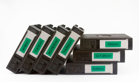 How to strengthen data security with tape storage