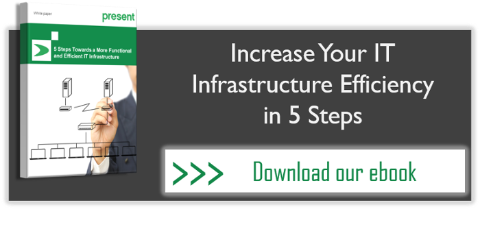 5 steps to a more functional and organised IT infrastructure | Ebook | CIOs - CTOs