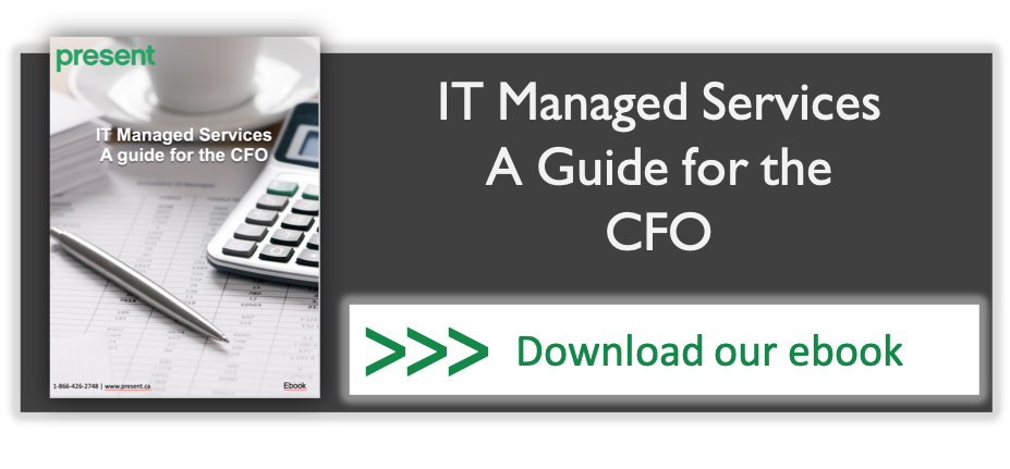 IT Managed Services - A guide for the CFO
