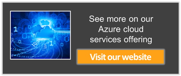 Present's Azure cloud services offering
