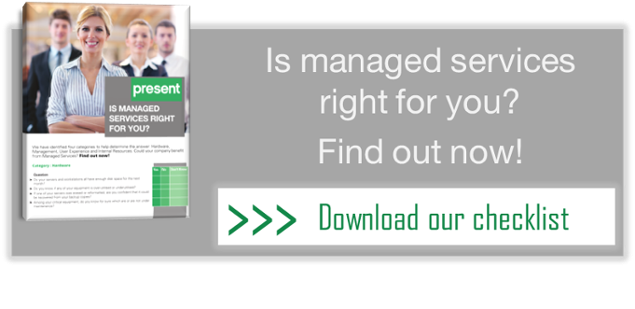 Objective assessment of your needs for IT managed services with a free checklist